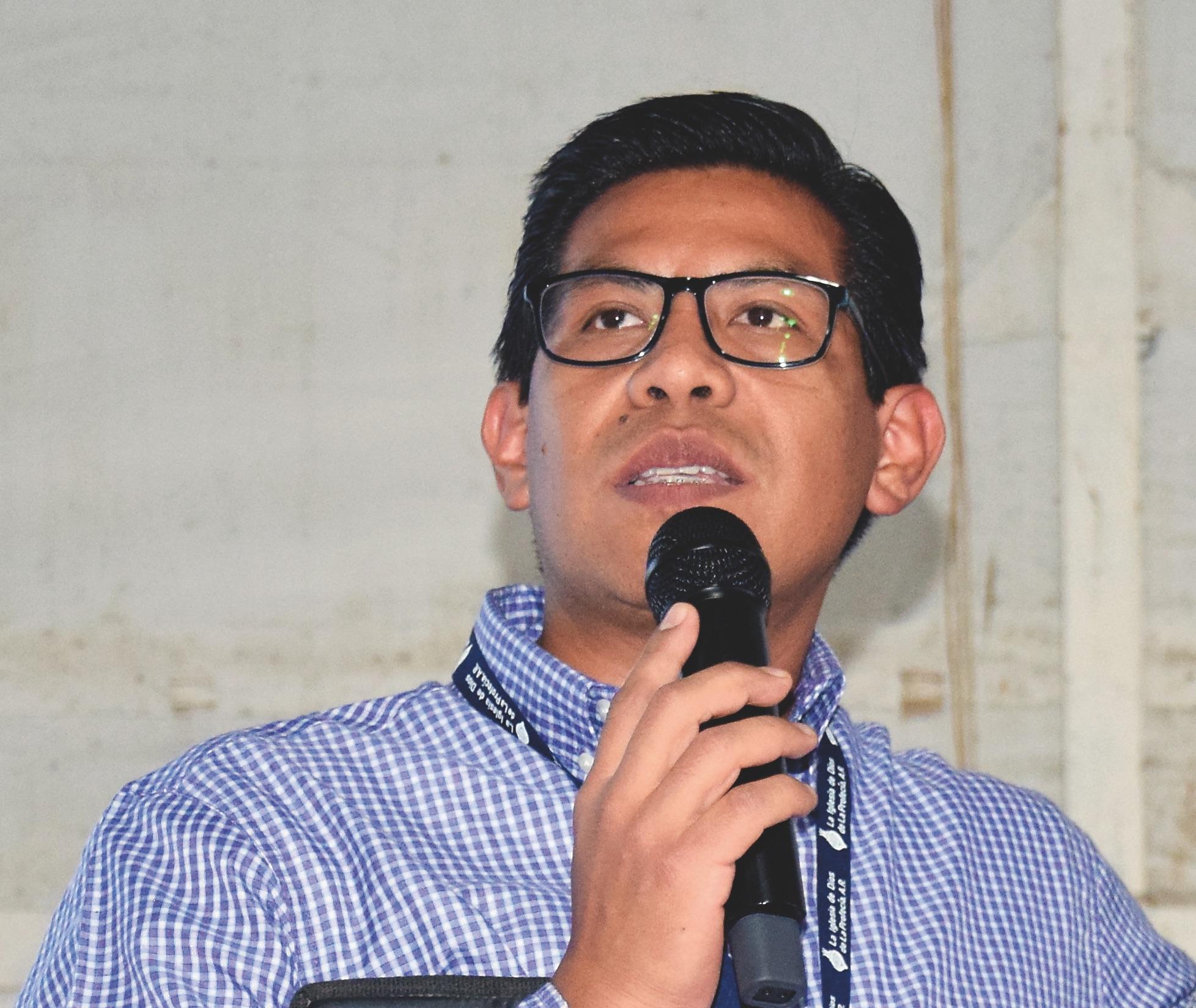 <strong>Ob. Lucio Rojas Espinoza</strong>